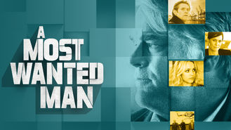 Netflix box art for A Most Wanted Man